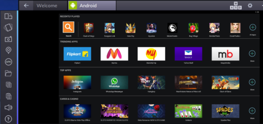 BlueStacks Screenshot 1