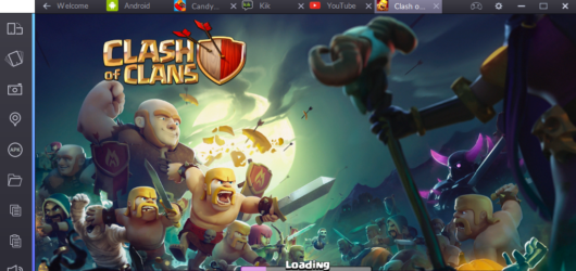 BlueStacks Screenshot 2
