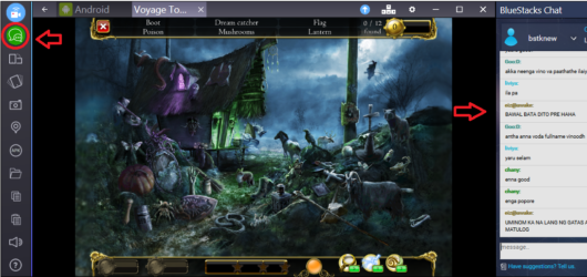 BlueStacks Screenshot 3