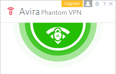 Avira Phantom VPN Screenshot 1