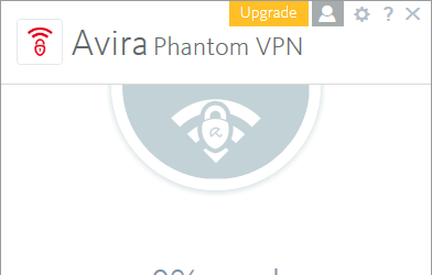 Avira Phantom VPN Screenshot 2