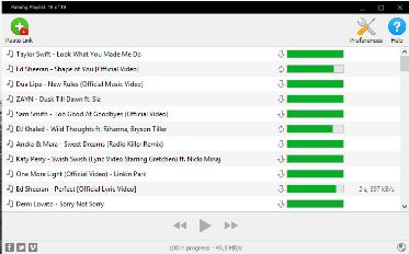 4K YouTube to MP3 Screenshot 1