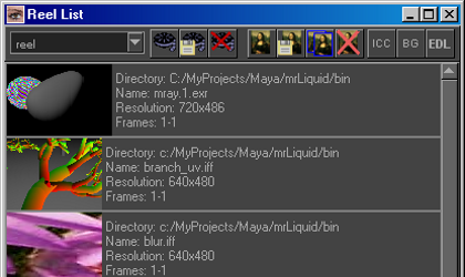 mrViewer Screenshot 2