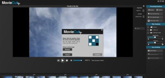 Abelssoft MovieCut Screenshot 2