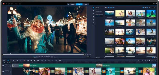 Corel VideoStudio Pro X Screenshot 1
