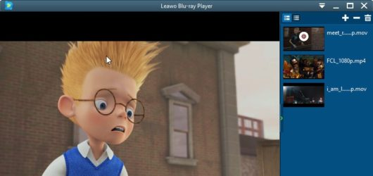 Leawo Blu-ray Player Screenshot 1