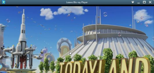 Leawo Blu-ray Player Screenshot 2