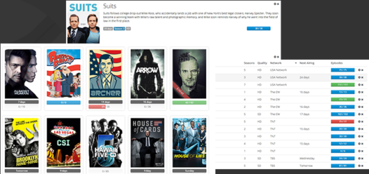 Sonarr Screenshot 3