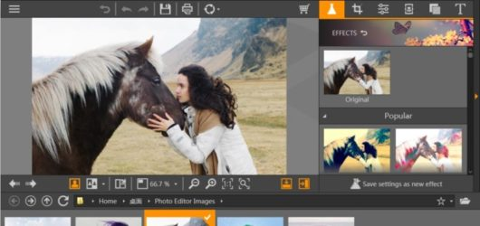 Fotophire Editing Toolkit Screenshot 1