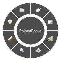 PointerFocus Screenshot 1