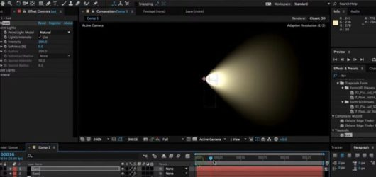 Trapcode Suite Screenshot 1