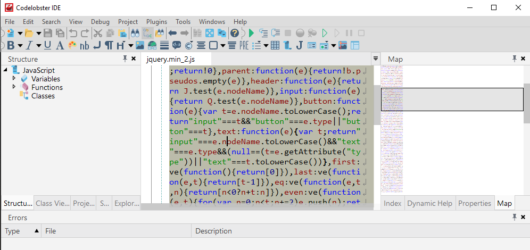 Codelobster IDE Screenshot 1