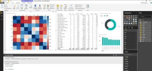 Power BI Desktop Screenshot 3