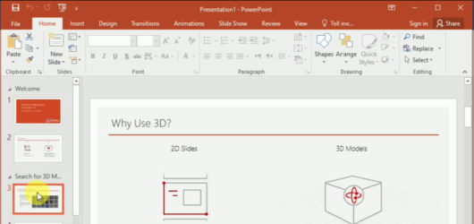 Microsoft Office 2016 Screenshot 2